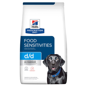 Hill's Prescription Diet Skin/Food Sensitivities d/d Potato & Salmon Formula
