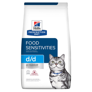 Hill's Prescription Diet Skin/Food Sensitivities d/d Venison & Green Pea Formula
