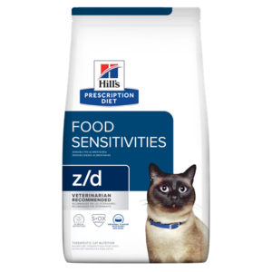 Hill's Prescription Diet Skin/Food Sensitivities z/d Original Flavor