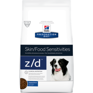 Hill's Prescription Diet Skin/Food Sensitivities z/d Original Flavor