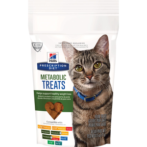 Hill's Prescription Diet Cat Treats Metabolic