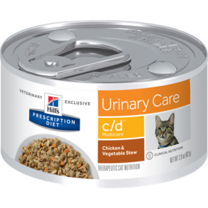 Hill's Prescription Diet Urinary Care c/d Multicare Chicken & Vegetable Stew