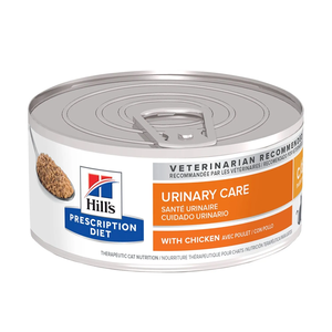 Hill's Prescription Diet Urinary Care c/d Multicare With Chicken