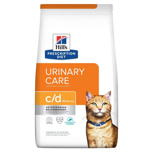 Hill's Prescription Diet Urinary Care c/d Multicare With Ocean Fish