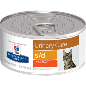 Hill's Prescription Diet Urinary Care s/d Chicken Flavor