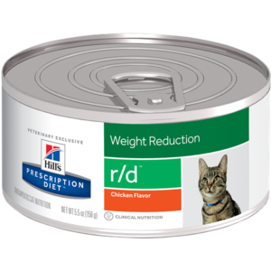 Hill's Prescription Diet Weight Reduction r/d Chicken Flavor
