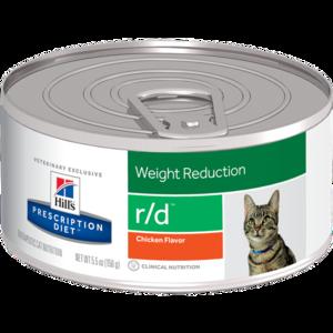 Hill's Prescription Diet Weight Reduction r/d Chicken Flavor