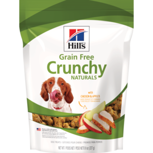 Hill's Science Diet Grain Free Biscuits With Chicken & Apples