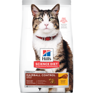 Hill's Science Diet Hairball Control Adult Chicken Recipe