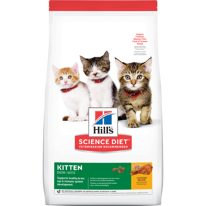 Hill's Science Diet Kitten Healthy Development Chicken Recipe