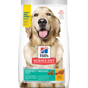Hill's Science Diet Perfect Weight Adult Chicken Recipe