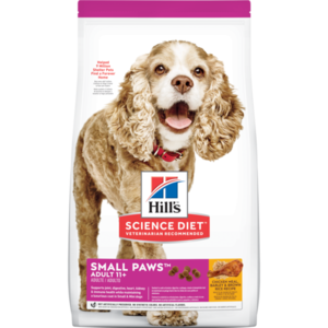 Hill's Science Diet Small and Toy Breed Age Defying 11+ Chicken Meal, Rice and Barley Recipe