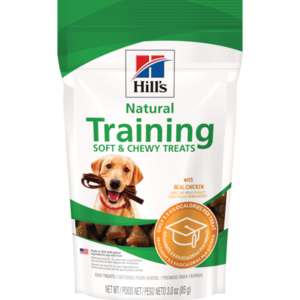 Hill's Science Diet Soft and Chewy Training Treats With Real Chicken