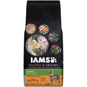 Iams Healthy Naturals Adult Chicken Recipe