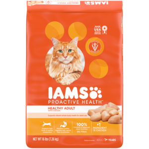 Iams Proactive Health Healthy Adult Original With Chicken