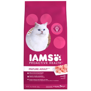 Iams Proactive Health Mature Adult With Chicken
