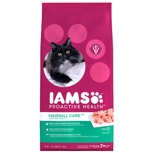 Iams Proactive Health Hairball Care Mature Adult