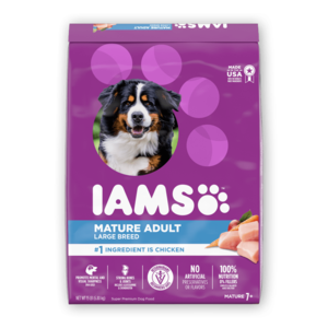 Iams Proactive Health Mature Adult Large Breed Review Rating