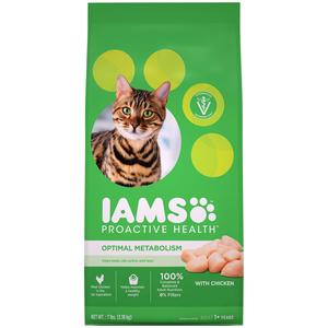 Iams Proactive Health Optimal Metabolism With Chicken