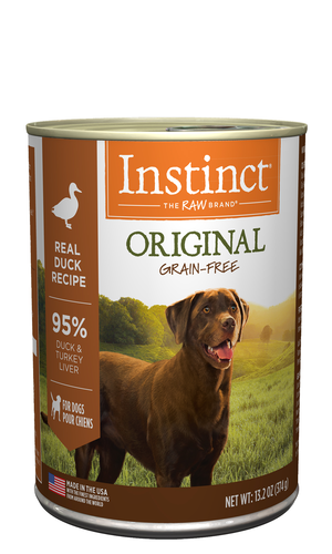 Instinct Original Canned Real Duck Recipe
