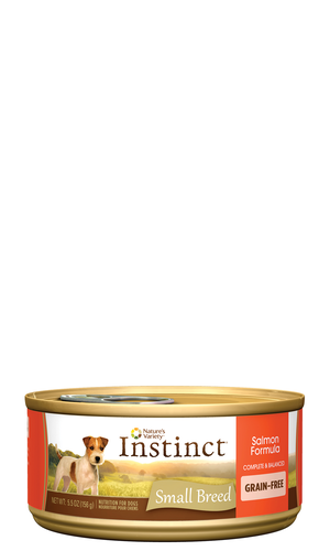 Instinct Original Canned Small Breed Salmon Formula
