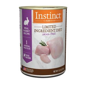 Instinct Limited Ingredient Diet Real Rabbit Recipe