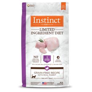 Instinct Limited Ingredient Diet Grain-Free Recipe With Real Rabbit