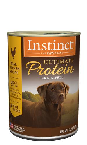 Instinct Ultimate Protein Real Chicken Recipe