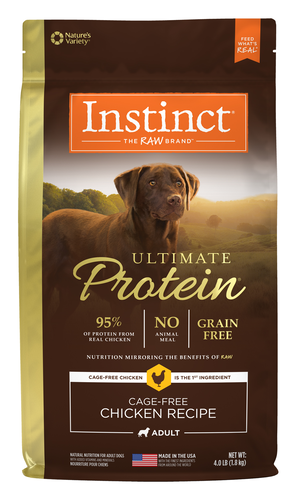 Instinct Ultimate Protein Cage-Free Chicken Recipe