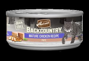 Mature Cat Food Review