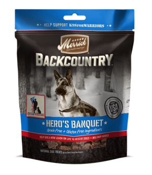 Merrick Backcountry Hero's Banquet Treats
