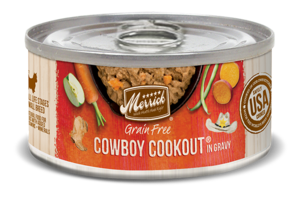 Merrick Classic Recipe Cowboy Cookout For Toy & Small Breed Dogs