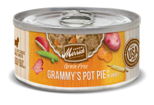 Merrick Classic Recipe Grammy's Pot Pie For Toy & Small Breed Dogs