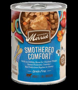 Merrick Classic Recipe Smothered Comfort