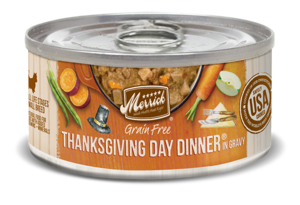 Merrick Classic Recipe Thanksgiving Day Dinner For Toy & Small Breed Dogs