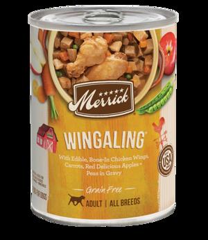 Merrick Classic Recipe Wingaling