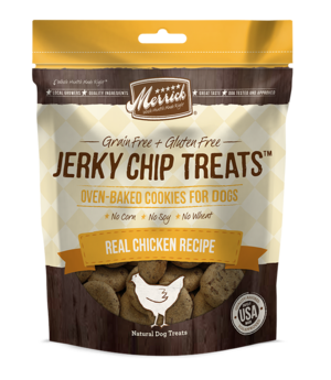 Merrick Jerky Chip Treats Real Chicken Recipe