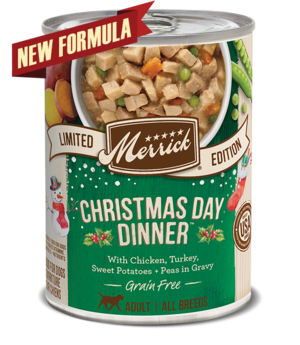 Merrick Limited Edition Christmas Day Dinner