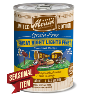 Merrick Limited Edition Friday Night Lights Feast