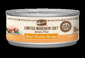 Merrick Limited Ingredient Diet Real Chicken Recipe Pate