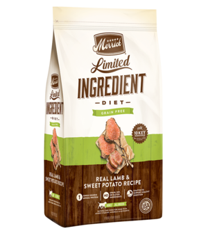 Merrick Limited Ingredient Diet Real Lamb + Sweet Potato Recipe