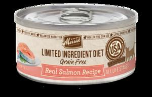 Merrick Limited Ingredient Diet Real Salmon Recipe