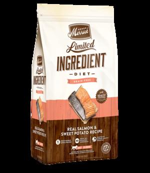 Merrick Limited Ingredient Diet Real Salmon + Sweet Potato Recipe