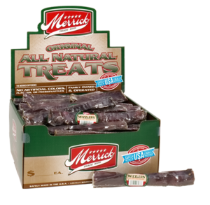 Merrick Natural Dog Chews Wizzlers Beef Treats
