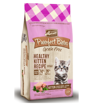 Merrick Purrfect Bistro Healthy Kitten Recipe