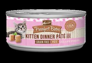 Merrick Purrfect Bistro Kitten Dinner Pate