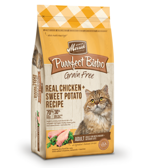 Merrick Purrfect Bistro Real Chicken Recipe