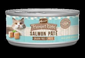 Merrick Purrfect Bistro Salmon Pate
