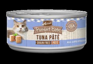 Merrick Purrfect Bistro Tuna Pate