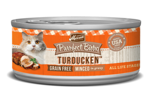Merrick Purrfect Bistro Turducken Minced In Gravy